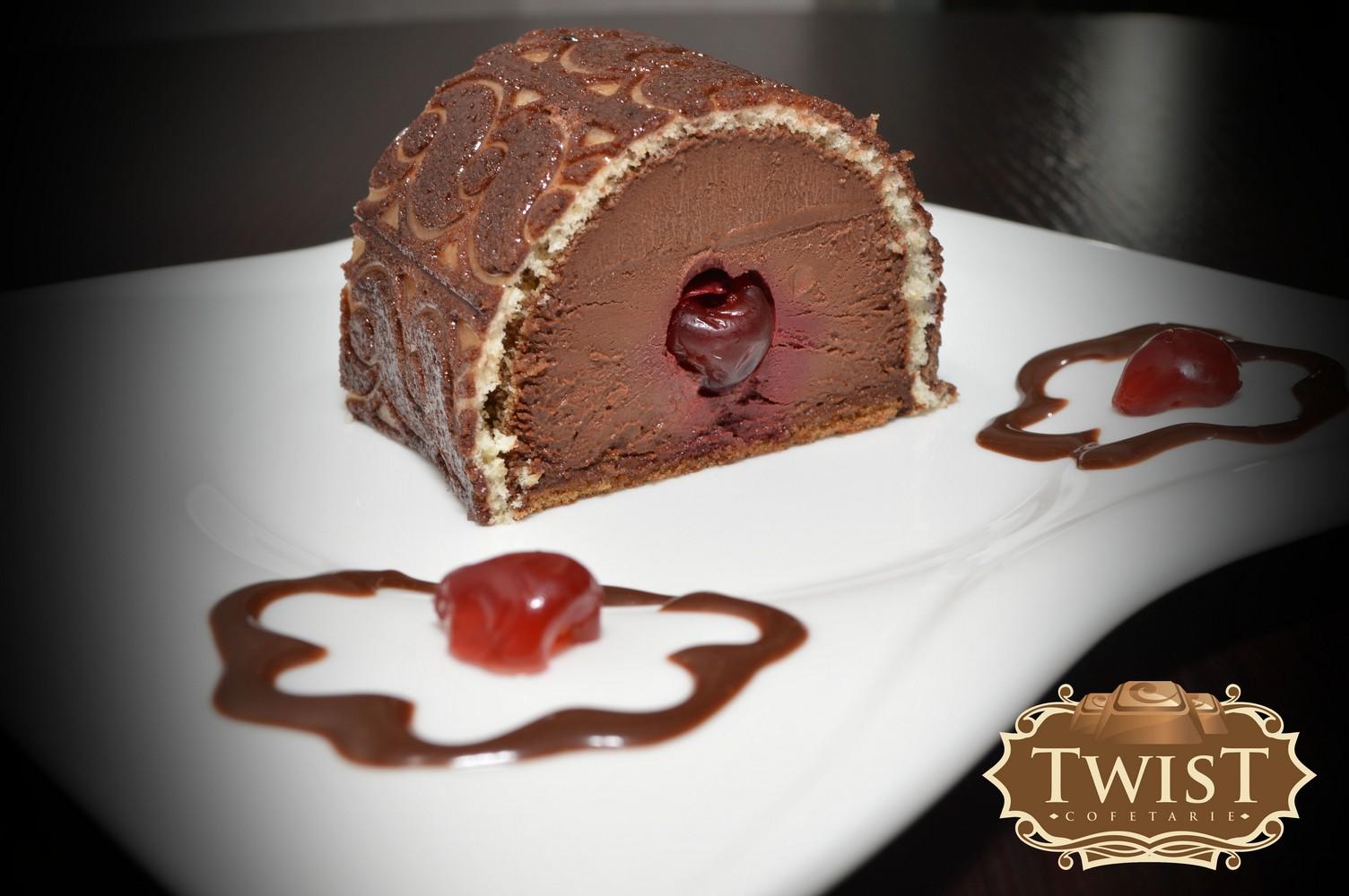 Terina de ciocolata